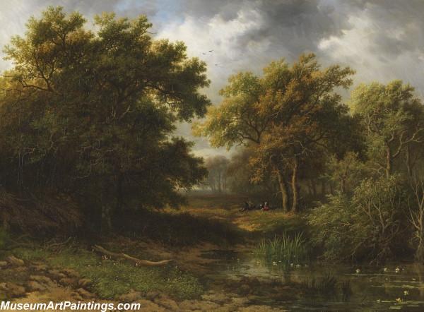 Classical Landscape Oil Painting M1265