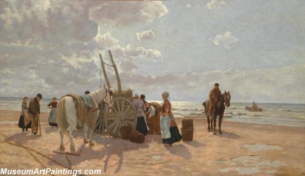 Classical Landscape Oil Painting M1266