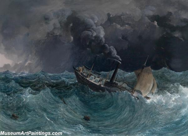 Classical Landscape Oil Painting M1268