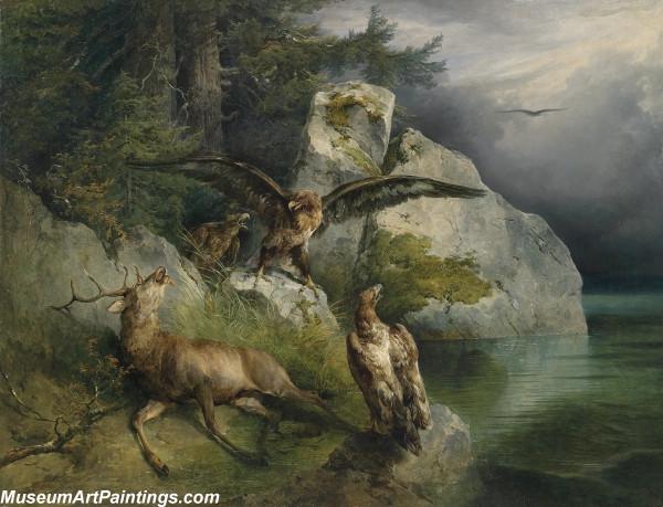 Classical Landscape Oil Painting M1271