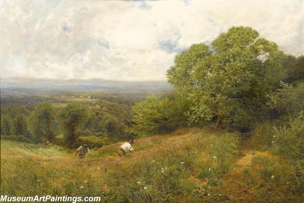 Classical Landscape Oil Painting M673