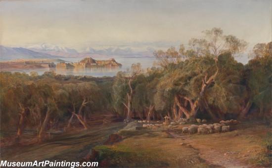 Classical Landscape Paintings M1357