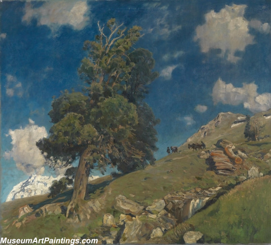 Classical Landscape Paintings M1358