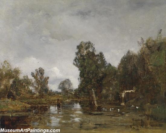 Classical Landscape Paintings M1360