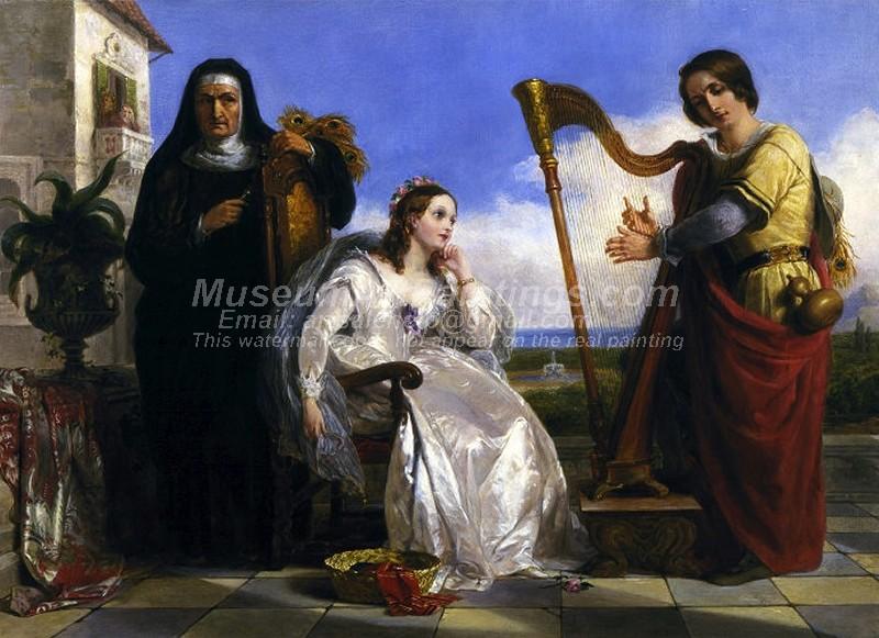 Classical Paintings Suspicion
