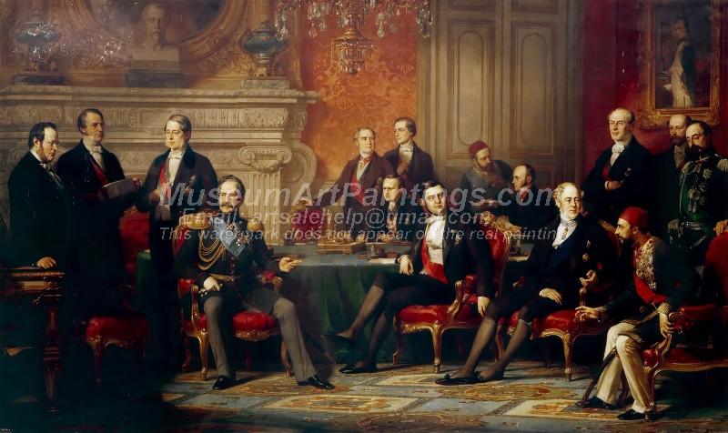 Congress of Paris in 1856