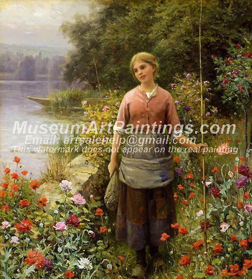 Countryside Oil Painting 061