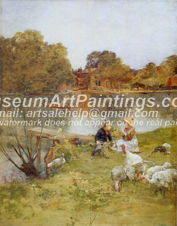Countryside Oil Paintings 010