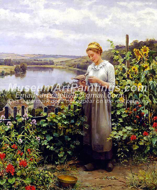Countryside Oil Paintings 063
