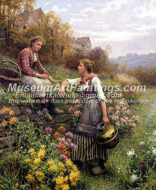 Countryside Oil Paintings 064