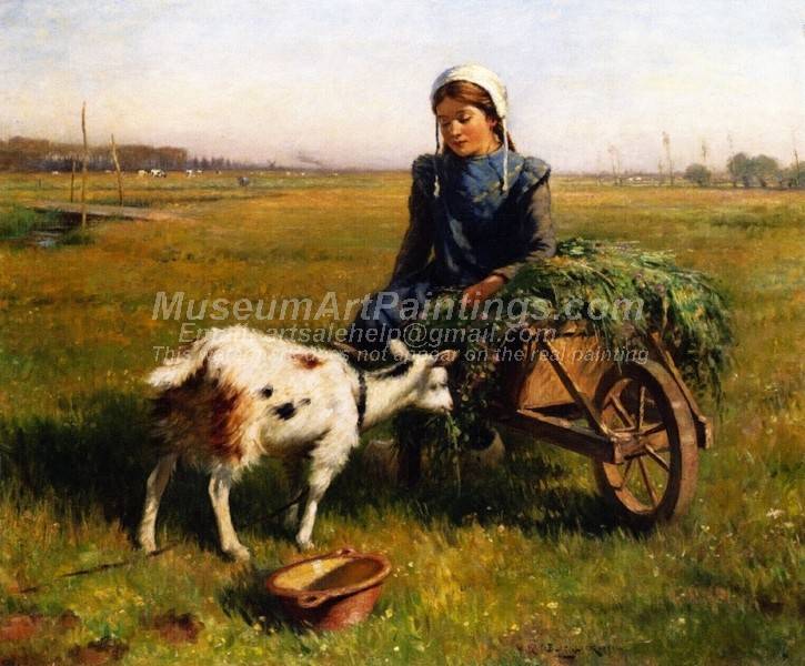 Countryside Paintings A Dutch Idyll