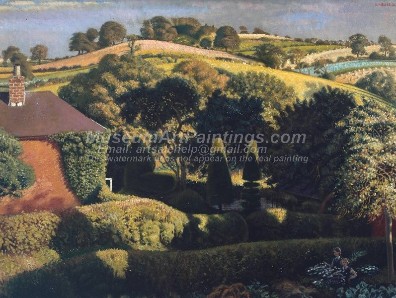 Countryside Paintings Gunhills Windley