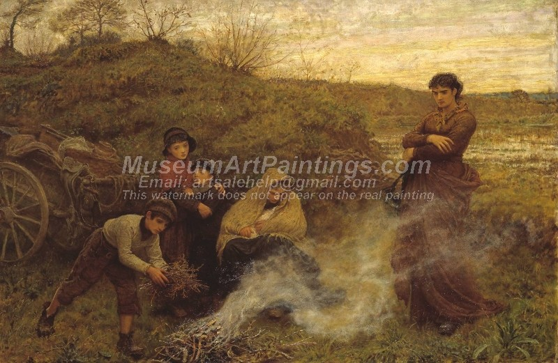 Countryside Paintings The Vagrants