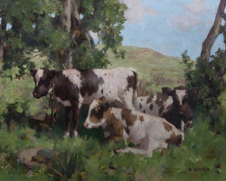 Cow Paintings 002