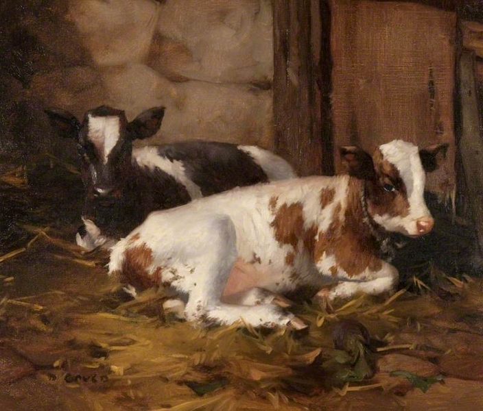 Cow Paintings 006