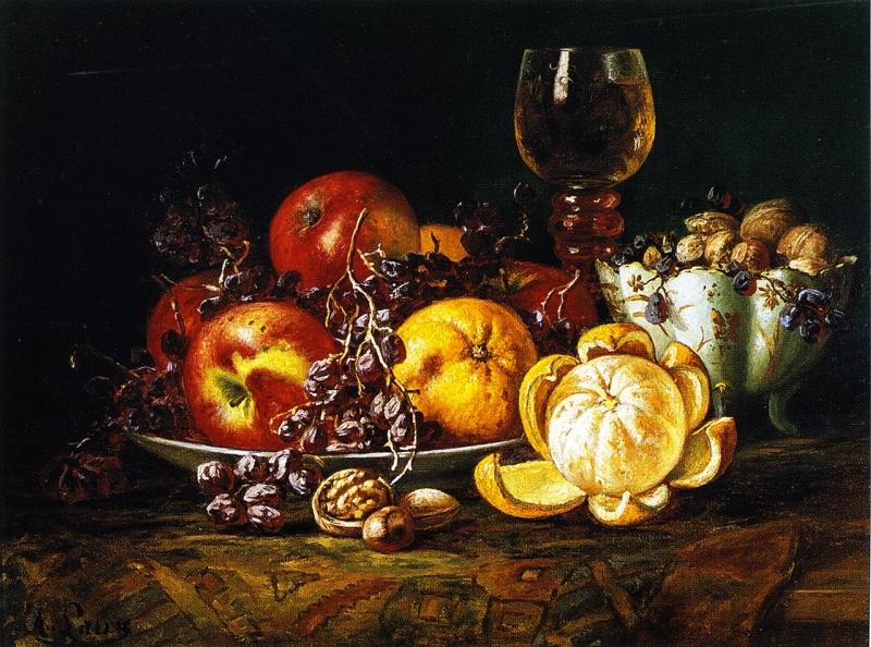 Dessert by August Laux