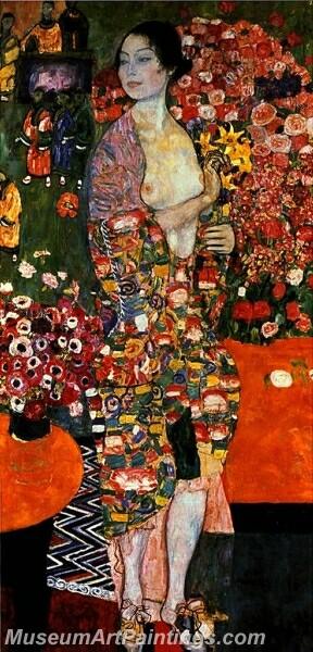 Die Tanzerin Painting