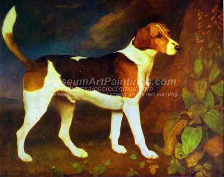 Dog Oil Paintings 012
