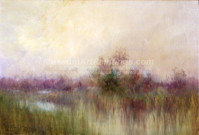Early Morning ini a Louisiana Marsh