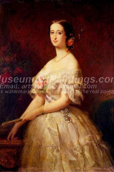 Empress Eugenie de Montijo