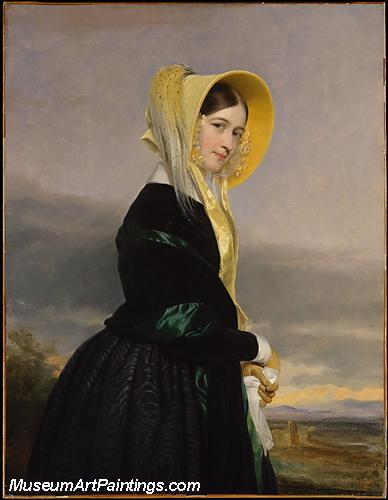 Famous Classical Paintings Of Women Euphemia White Van Rensselaer