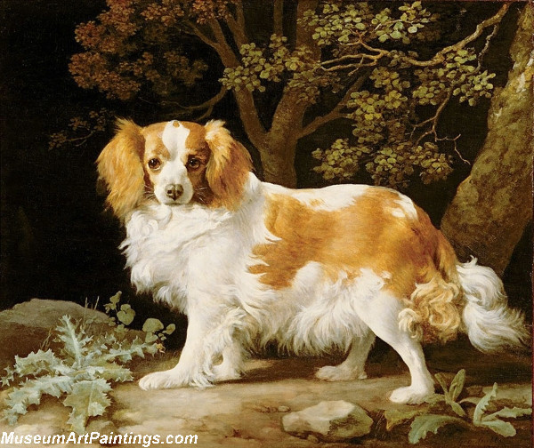 Famous Dog Painting King Charles Spaniel