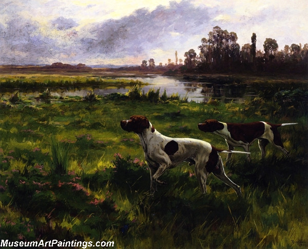 Famous Dog Paintings Pointers