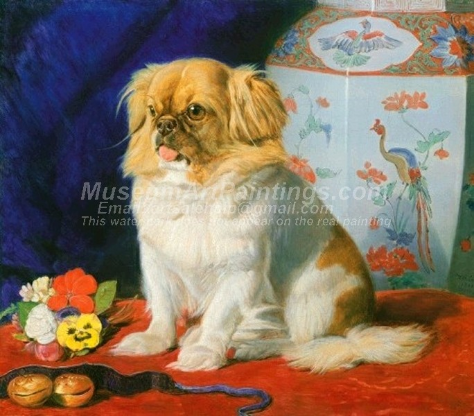 Famous Dog Portraits Looty