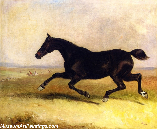 Famous Horse Paintings The Runaway Horse