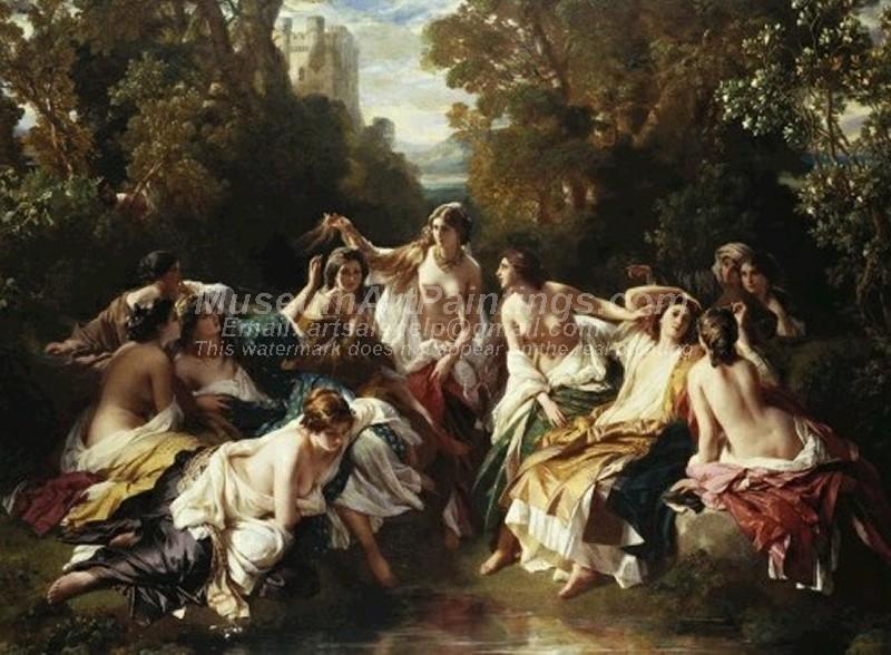 Famous Paintings Florinda