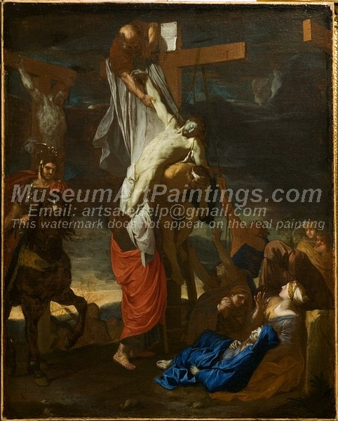 Famous Religious Paintings of Jesus The Descent from the Cross