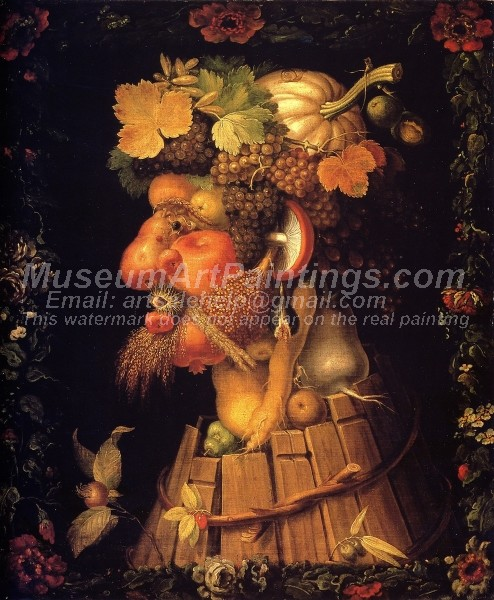 Fantastic Oil Paintings Autumn