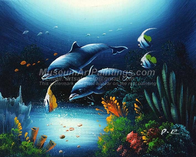 Fish Oil Paintings 012