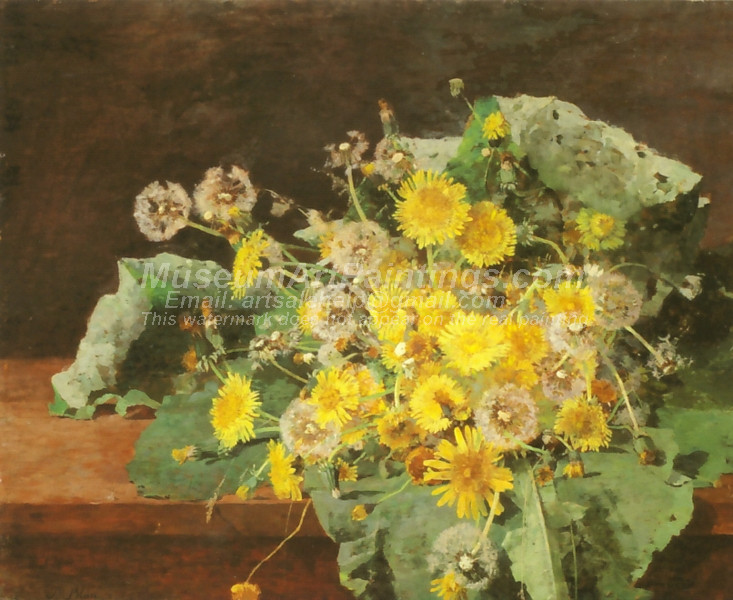 Flower Paintings 010
