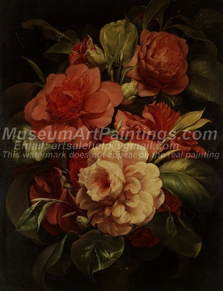Flower Paintings Camellias