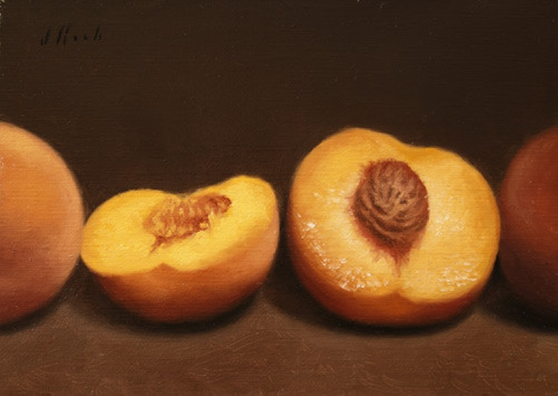 Fruit Oil Painting 03