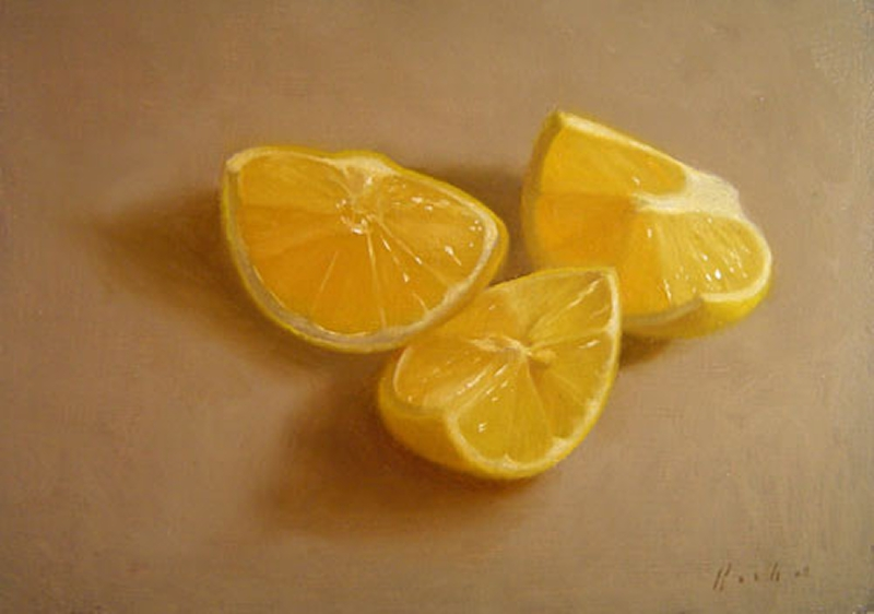 Fruit Oil Painting 12
