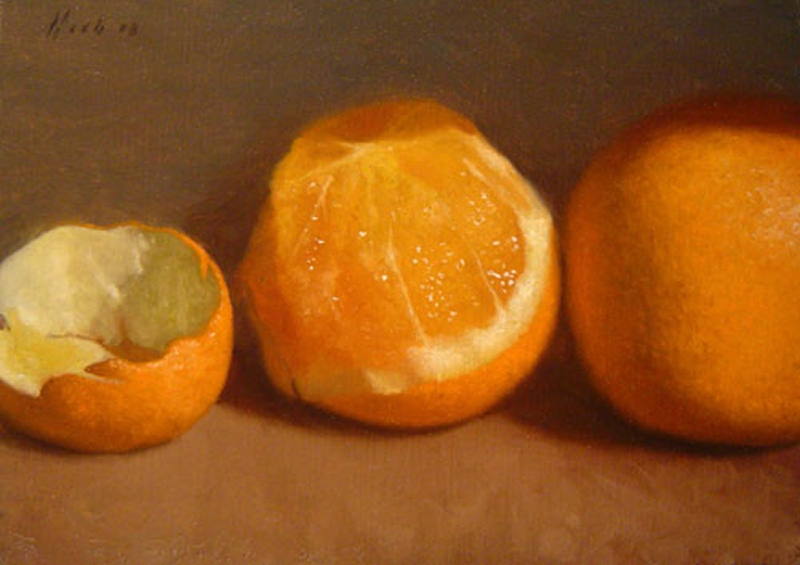 Fruit Oil Painting 13
