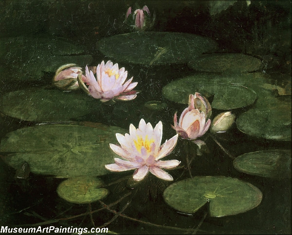 Garden Paintings Waterlilies