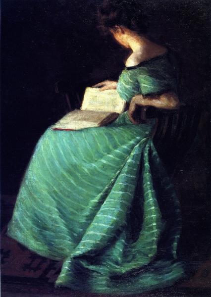 Girl in Green by Sara Hayden