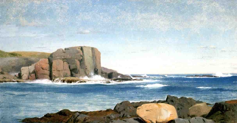 Grand Manan by William M Hart