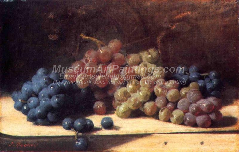Grapes by Joseph Decker