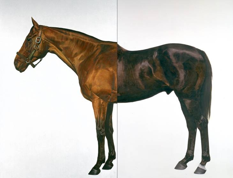 Half Brother by Mark Wallinger