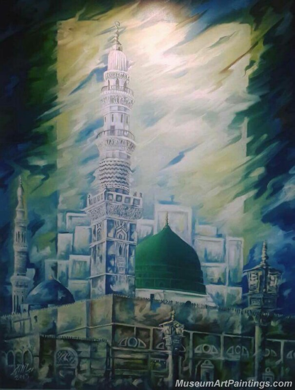 Islamic Calligraphy Paintings 0013