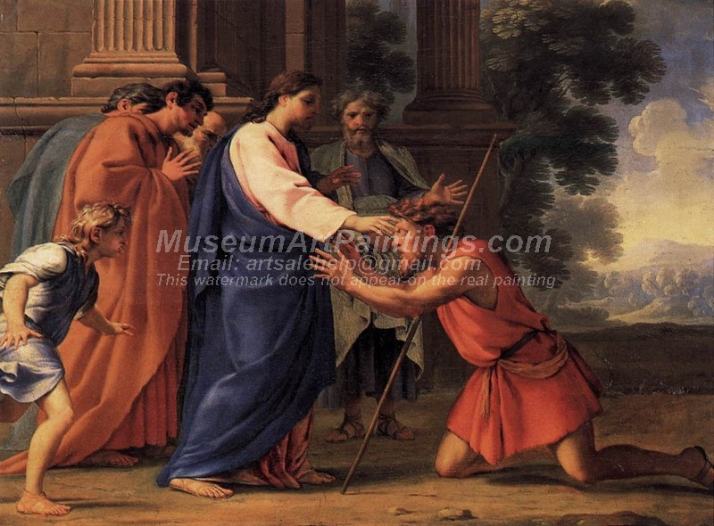 Jesus Oil Painting 008