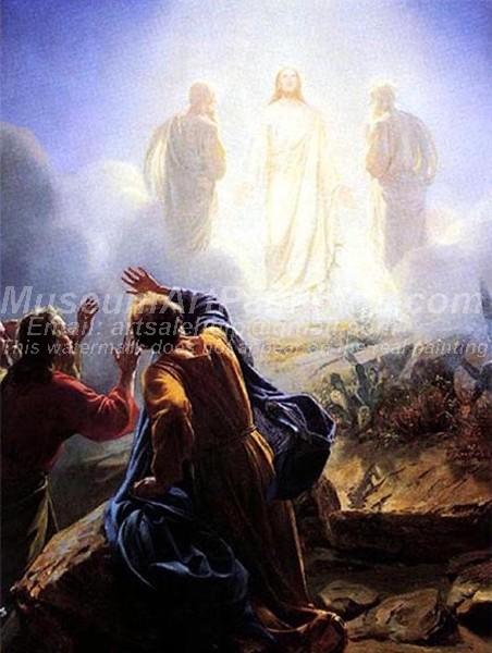 Jesus Oil Painting 011