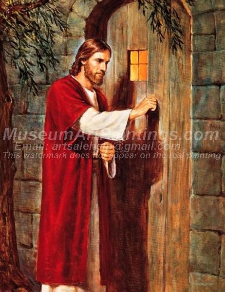 Jesus Oil Painting 018