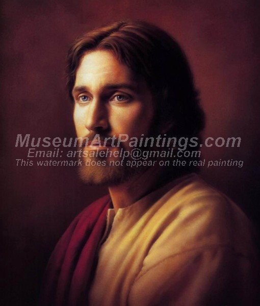 Jesus Oil Painting 022