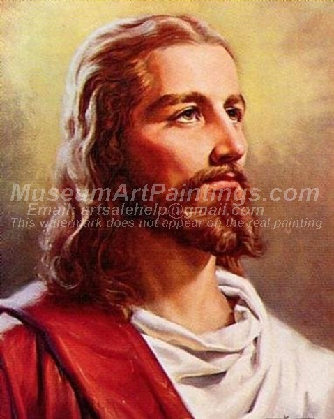 Jesus Oil Painting 038