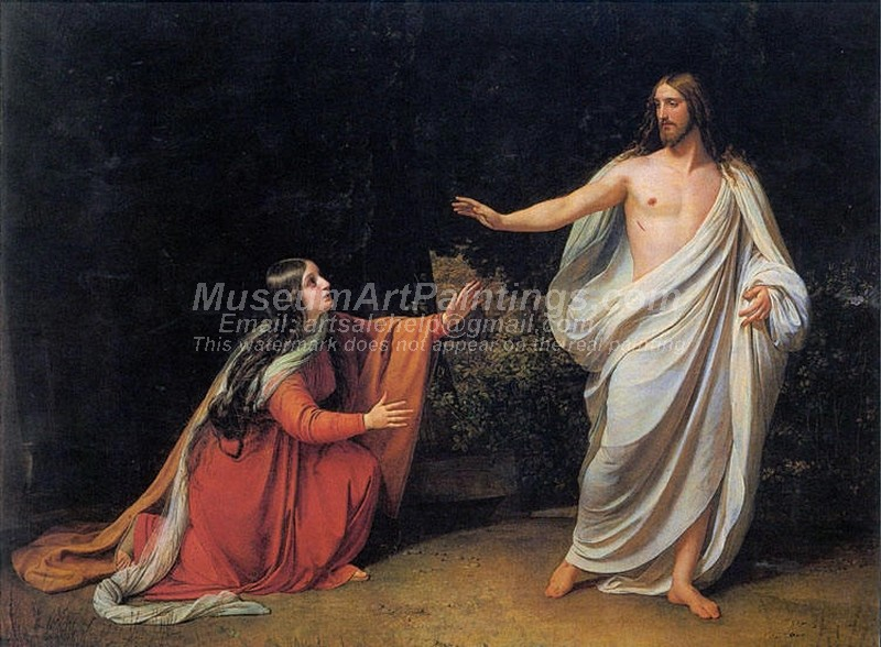 Jesus Oil Painting 047